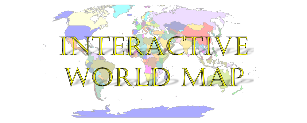 Interactive world map leja vba solutions gumiabroncs Image collections